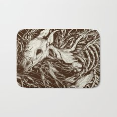 doe-eyed Bath Mat