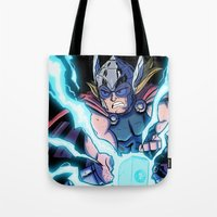 The Mighty THOR! Tote Bag