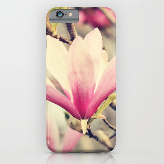 Japanese Magnolia iPhone & iPod Case