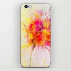 The Birth of a Rose iPhone & iPod Skin