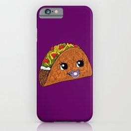 Baby Taco iPhone Case