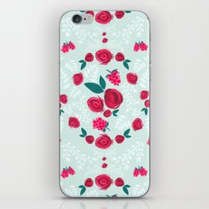 Roses & Berries iPhone & iPod Skin