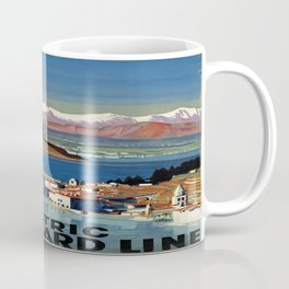 Vintage poster - Switzerland Coffee Mug