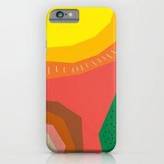 Polka Dots and Moonbeams Slim Case iPhone 6s