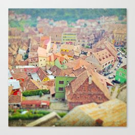 Transylvania I Canvas Print