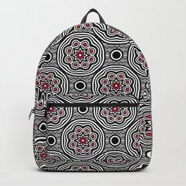 Geometric pattern Backpack