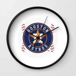houston astro nylons Wall Clock