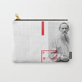 Leo Tolstoy - POWER Carry-All Pouch