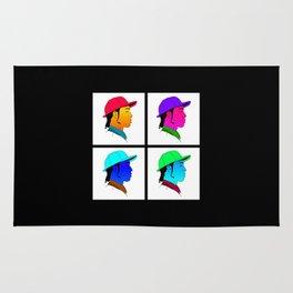 A$AP Pop Art Rug