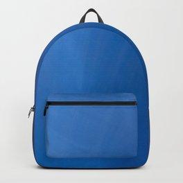 Blue Folds Backpack