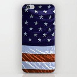 United States Of America Flag iPhone Skin