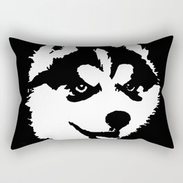 HUSKY DOG Rectangular Pillow