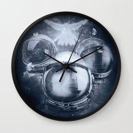 The Trinity and The Spectrum Wall Clock