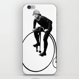 Keep Pushing iPhone Skin