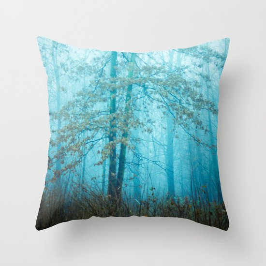 Love Remains Throw Pillow