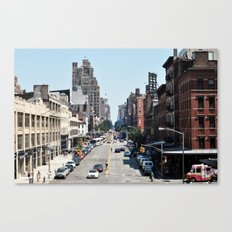 From the High Line Canvas Print
