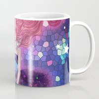 prism Mugs featuring Prism by Roots-Love
