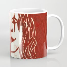 Brandon Lee Red Coffee Mug