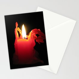Nearing Burnout Stationery Cards
