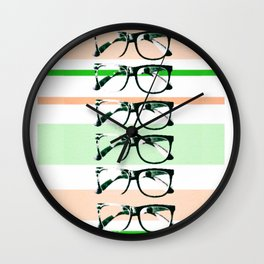 Can You See Me Now? Wall Clock