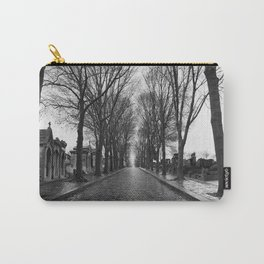 Pere Lachaise Carry-All Pouch