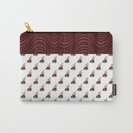 African Scorpio Pattern Carry-All Pouch