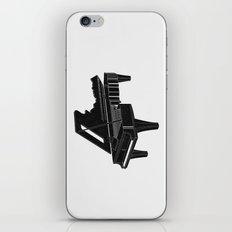 Music Is The Key B iPhone & iPod Skin
