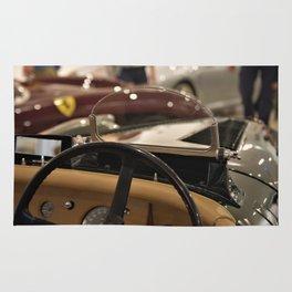 Miami Sport Car Rug