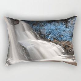 Blackwater Falls - Winter Sphinx Rectangular Pillow