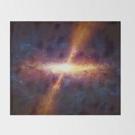 Quasar Throw Blanket