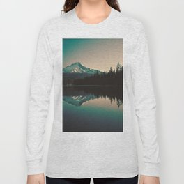 Morning Mountain Adventure Long Sleeve T-shirt