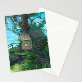 Cliffside Observatory Stationery Cards