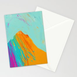Beyond The Mountain Stationery Cards