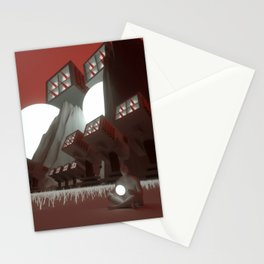 ART ILLERY Stationery Cards
