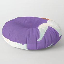 nude final Floor Pillow