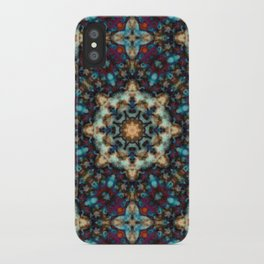 Abstract Cathedral Kaleidoscope iPhone Case