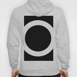 (CIRCLE) (BLACK & WHITE) Hoody
