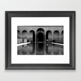 Alhambra Framed Art Print