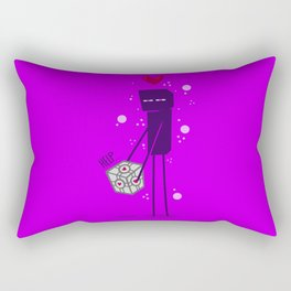 Companions Til The End Rectangular Pillow