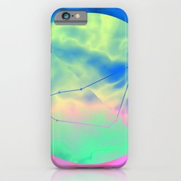 CAPRICORN (ASTRAL SIGNS) iPhone Case