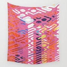 Random Complication Wall Tapestry