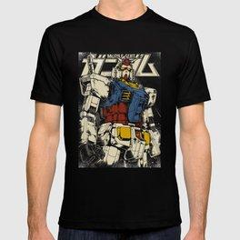 The First Gundam T-shirt