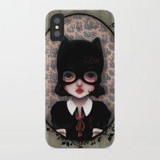 Coleslaw my love iPhone X Slim Case