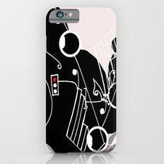 geometric_graypink Slim Case iPhone 6s