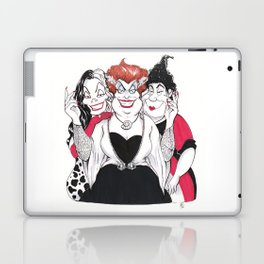 Hocus Pocus Laptop & iPad Skin