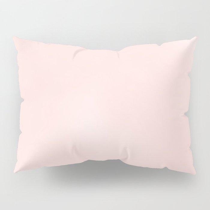 Pink Coral Pillow Sham
