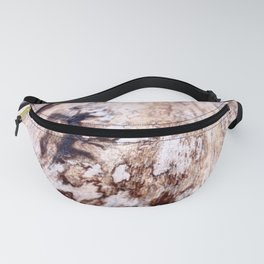 Textures - Timber II Fanny Pack