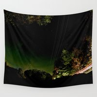 vermont Wall Tapestries featuring Vermont by LukeyD