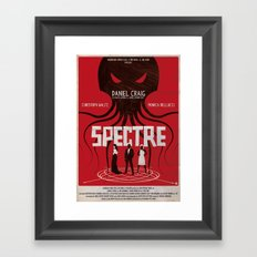 SPECTRE (Preview) Framed Art Print