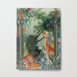 Beautiful Forest V Metal Print